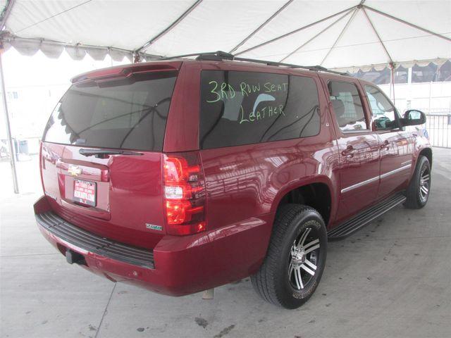 2011 Chevrolet Suburban LT Gardena, California 2