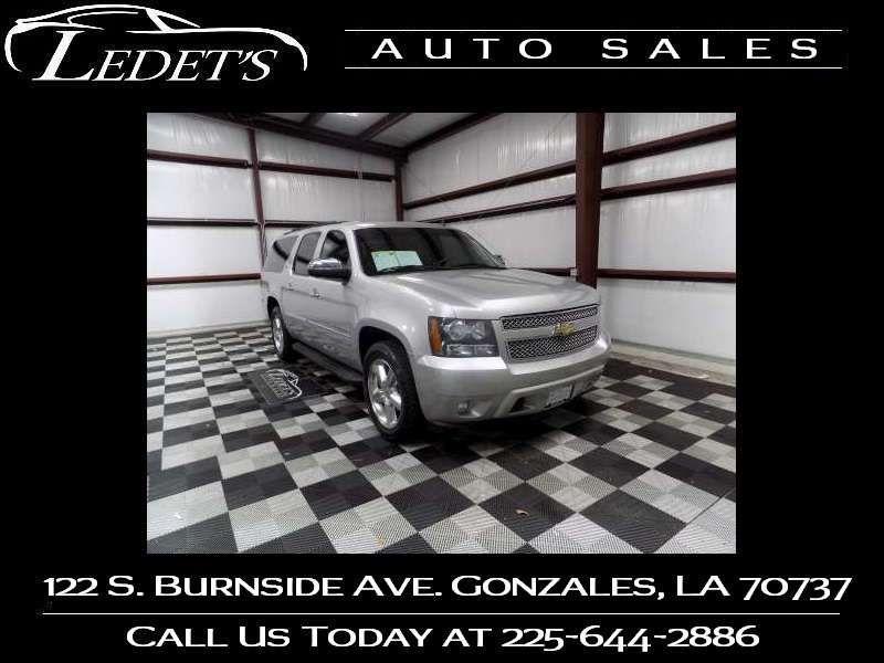 2011 Chevrolet Suburban LTZ - Ledet's Auto Sales Gonzales_state_zip in Gonzales Louisiana