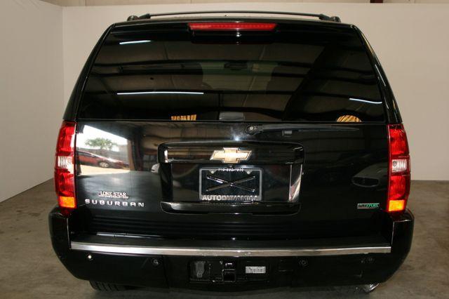 2011 Chevrolet Suburban LTZ Houston, Texas 2