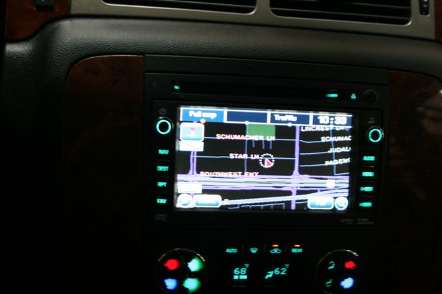 2011 Chevrolet Suburban LTZ Houston, Texas 5