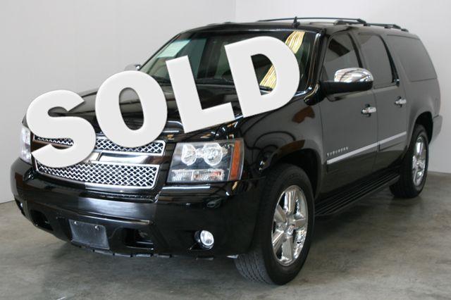 2011 Chevrolet Suburban LTZ Houston, Texas 0