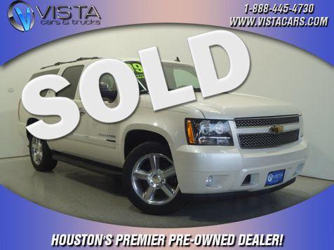 2011 Chevrolet Suburban LTZ in Houston, Texas