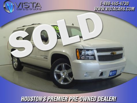 2011 Chevrolet Suburban LTZ in Houston, Texas