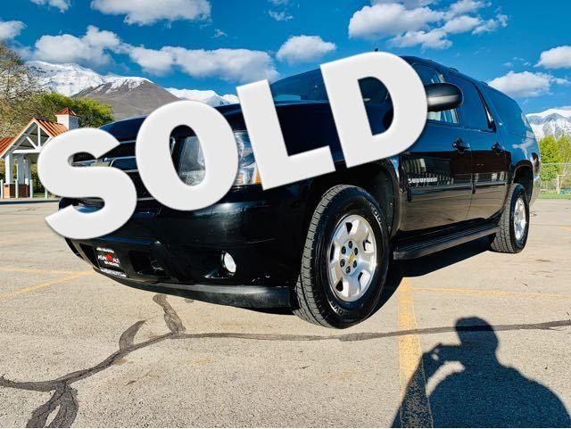 2011 Chevrolet Suburban LT LINDON, UT
