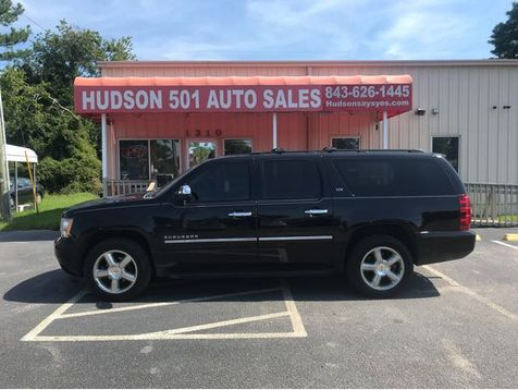 2011 Chevrolet Suburban LTZ | Myrtle Beach, South Carolina | Hudson Auto Sales in Myrtle Beach, South Carolina