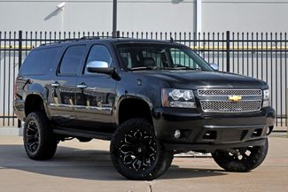 2011 Chevrolet Suburban LTZ *4x4 *Lift *Fuel Wheels *DVD *NAV | Plano, TX | Carrick's Autos in Plano TX