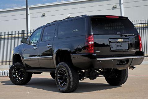 2011 Chevrolet Suburban LTZ *4x4 *Lift *Fuel Wheels *DVD *NAV | Plano, TX | Carrick's Autos in Plano, TX