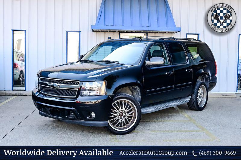 2011 Chevrolet Suburban 5.3L V8 LT 4WD LEATHER, BOSE STEREO, PWR WINDOWS in Rowlett Texas