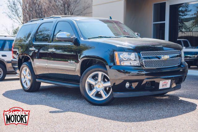 2011 Chevrolet Tahoe LTZ Texas Edition