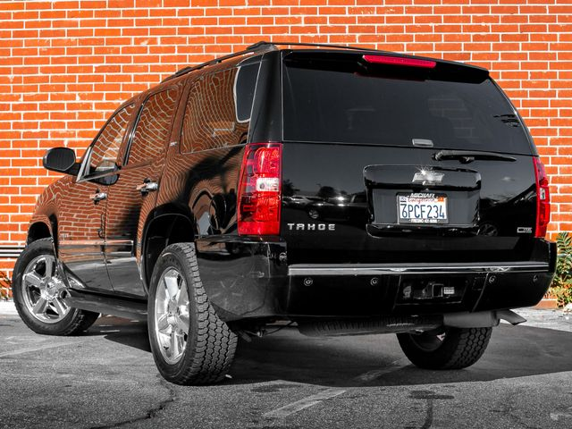 2011 Chevrolet Tahoe LTZ Burbank, CA 4