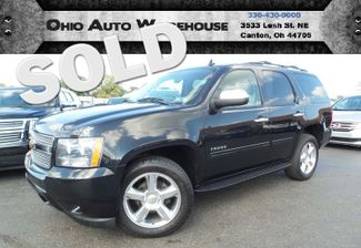 2011 Chevrolet Tahoe LT 4x4 Leather Sunroof 3rd Row V8 We Finance | Canton, Ohio | Ohio Auto Warehouse LLC in Canton Ohio