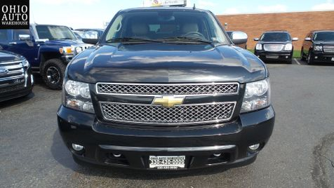 2011 Chevrolet Tahoe LT 4x4 Leather Sunroof 3rd Row V8 We Finance | Canton, Ohio | Ohio Auto Warehouse LLC in Canton, Ohio