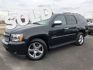 2011 Chevrolet Tahoe LTZ 4x4 Navi Sunroof Tv/DVD 3rd We Finance | Canton, Ohio | Ohio Auto Warehouse LLC in Canton Ohio