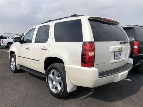 2011 Chevrolet Tahoe LTZ 4x4 Navi Tv/DVD 1-Own Cln Carfax We Finance | Canton, Ohio | Ohio Auto Warehouse LLC in Canton, Ohio