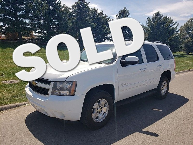 2011 Chevrolet Tahoe LS  city MT  Bleskin Motor Company   in Great Falls, MT