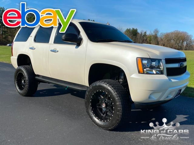 2011 Chevrolet Tahoe LTZ LIFTED ON 35'S KILLER LOOK