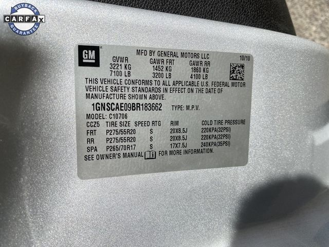 2011 Chevrolet Tahoe LS Madison, NC 40
