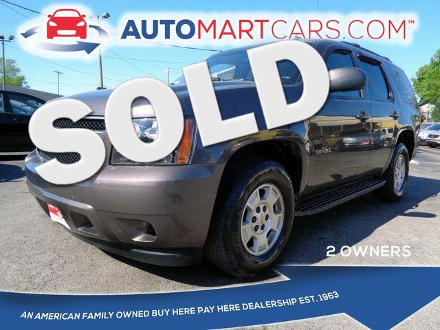 2011 Chevrolet Tahoe LS | Nashville, Tennessee | Auto Mart Used Cars Inc. in Nashville Tennessee