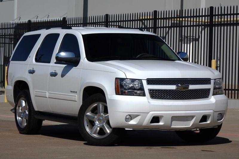 2011 Chevrolet Tahoe LT* Bu Cam* 2nd Row Captains* Leather* EZ Finance*   Plano, TX   Carrick's Autos in Plano TX