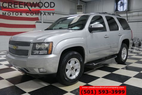 2011 Chevrolet Tahoe LT LTZ Z71 White Nav Leather Tv Dvd Roof New Tires in Searcy, AR