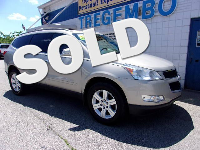 2011 Chevrolet Traverse AWD 2LT in Bentleyville, Pennsylvania 15314
