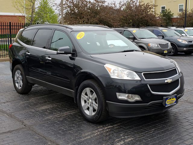 2011 Chevrolet Traverse LT w/1LT | Champaign, Illinois | The Auto Mall of Champaign in Champaign Illinois