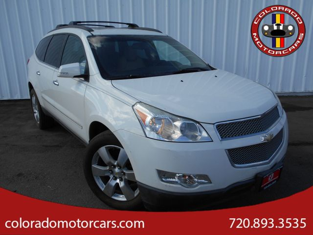 2011 Chevrolet Traverse LTZ in Englewood, CO 80110