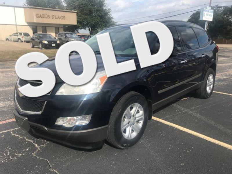 2011 Chevrolet Traverse LS | Ft. Worth, TX | Auto World Sales LLC in Ft. Worth TX