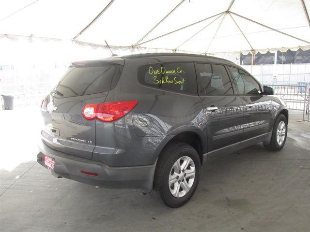 2011 Chevrolet Traverse LS Gardena, California 2
