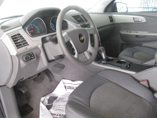 2011 Chevrolet Traverse LS Gardena, California 4