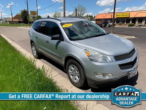 2011 Chevrolet Traverse 4d SUV AWD LS in Great Falls, MT