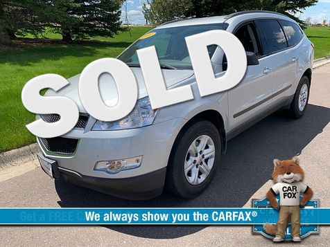 2011 Chevrolet Traverse 4d SUV AWD LT1 in Great Falls, MT