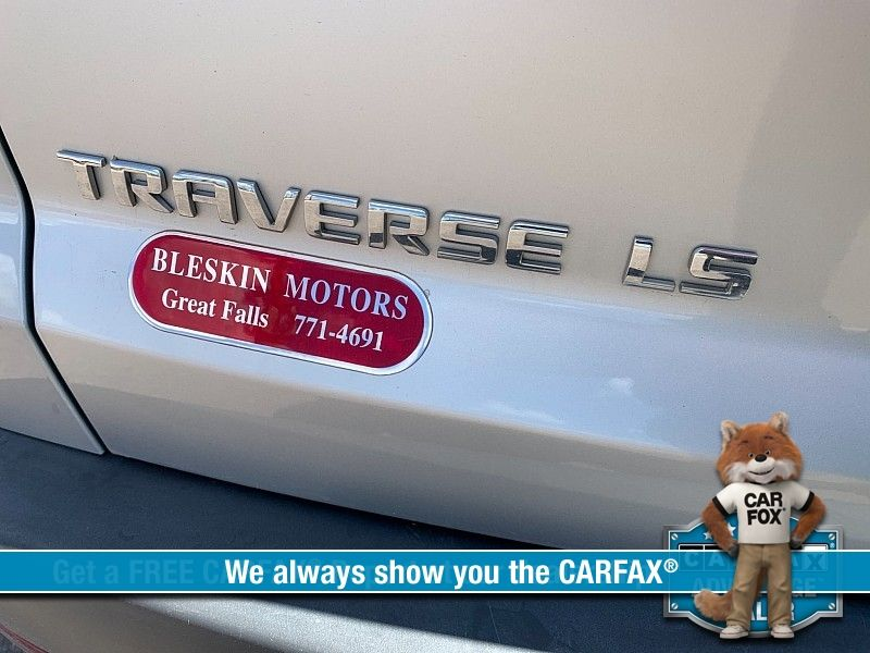 2011 Chevrolet Traverse 4d SUV AWD LT1  city MT  Bleskin Motor Company   in Great Falls, MT