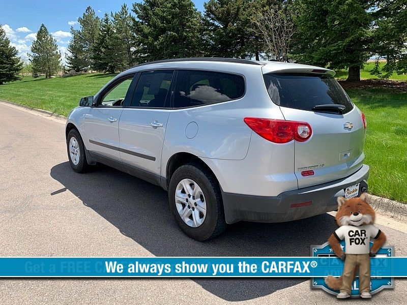 2011 Chevrolet Traverse 4d SUV AWD LT1  city MT  Bleskin Motor Company   in Great Falls, MT