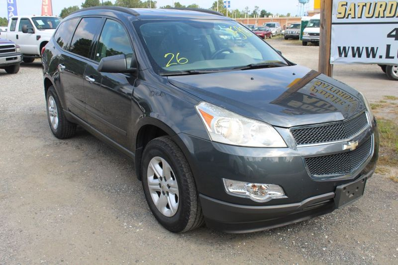 2011 Chevrolet Traverse LS  city MD  South County Public Auto Auction  in Harwood, MD