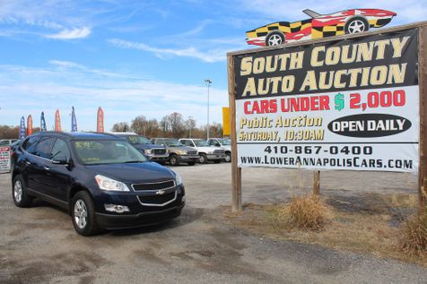 2011 Chevrolet Traverse LT w/1LT in Harwood, MD