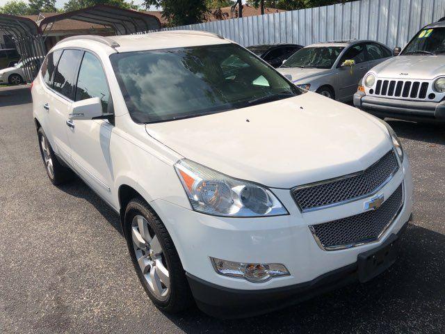 2011 Chevrolet Traverse LTZ Houston, TX 4