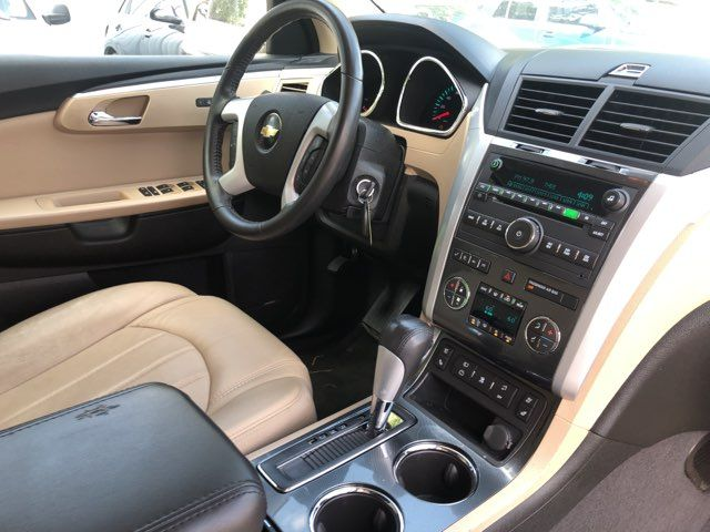 2011 Chevrolet Traverse LTZ Houston, TX 9