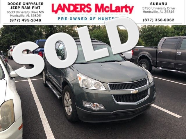 2011 Chevrolet Traverse LT w/1LT | Huntsville, Alabama | Landers Mclarty DCJ & Subaru in  Alabama