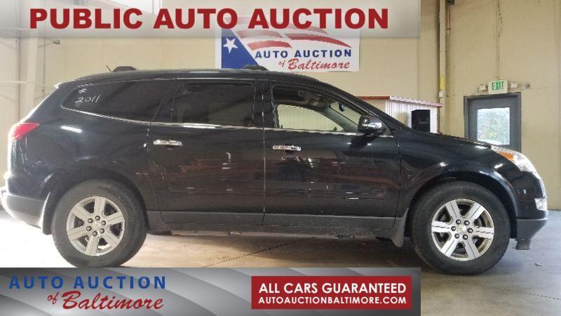 2011 Chevrolet Traverse LT w/2LT | JOPPA, MD | Auto Auction of Baltimore  in JOPPA MD