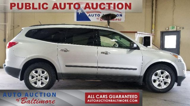 2011 Chevrolet Traverse LS | JOPPA, MD | Auto Auction of Baltimore  in Joppa MD