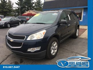 2011 Chevrolet Traverse LS in Lapeer, MI 48446
