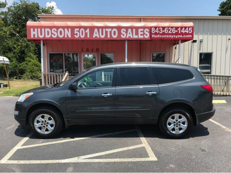 2011 Chevrolet Traverse LS | Myrtle Beach, South Carolina | Hudson Auto Sales in Myrtle Beach South Carolina