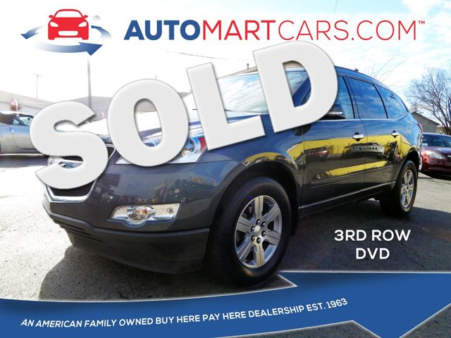 2011 Chevrolet Traverse LT w/2LT | Nashville, Tennessee | Auto Mart Used Cars Inc. in Nashville Tennessee