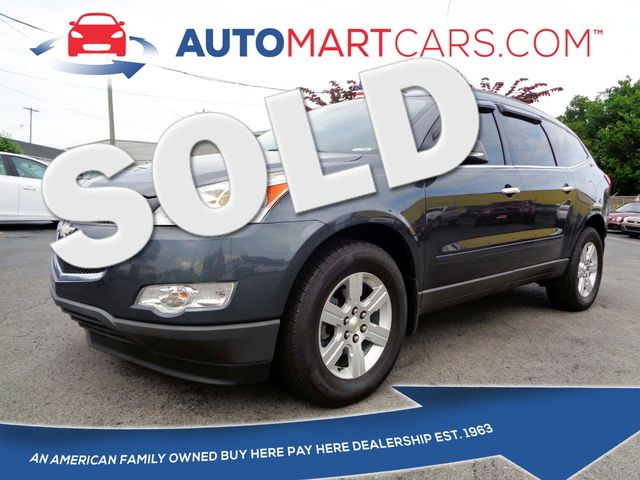 2011 Chevrolet Traverse LT w/1LT   Nashville, Tennessee   Auto Mart Used Cars Inc. in Nashville Tennessee