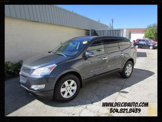 2011 Chevrolet Traverse LT, 3rd Row! Clean CarFax! in New Orleans Louisiana, 70119