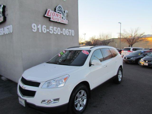 2011 Chevrolet Traverse LT w/1LT in Sacramento, CA 95825