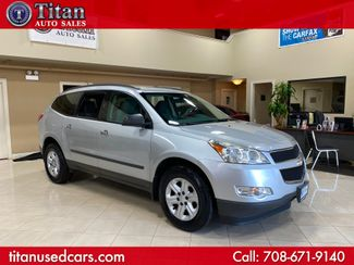 Used Chevrolet Traverse Worth Il