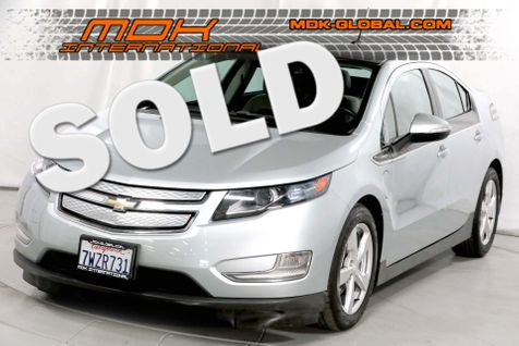 2011 Chevrolet Volt - Leather - Only 37K miles in Los Angeles