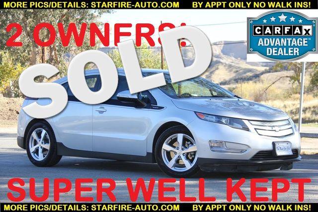 2011 Chevrolet Volt Santa Clarita, CA